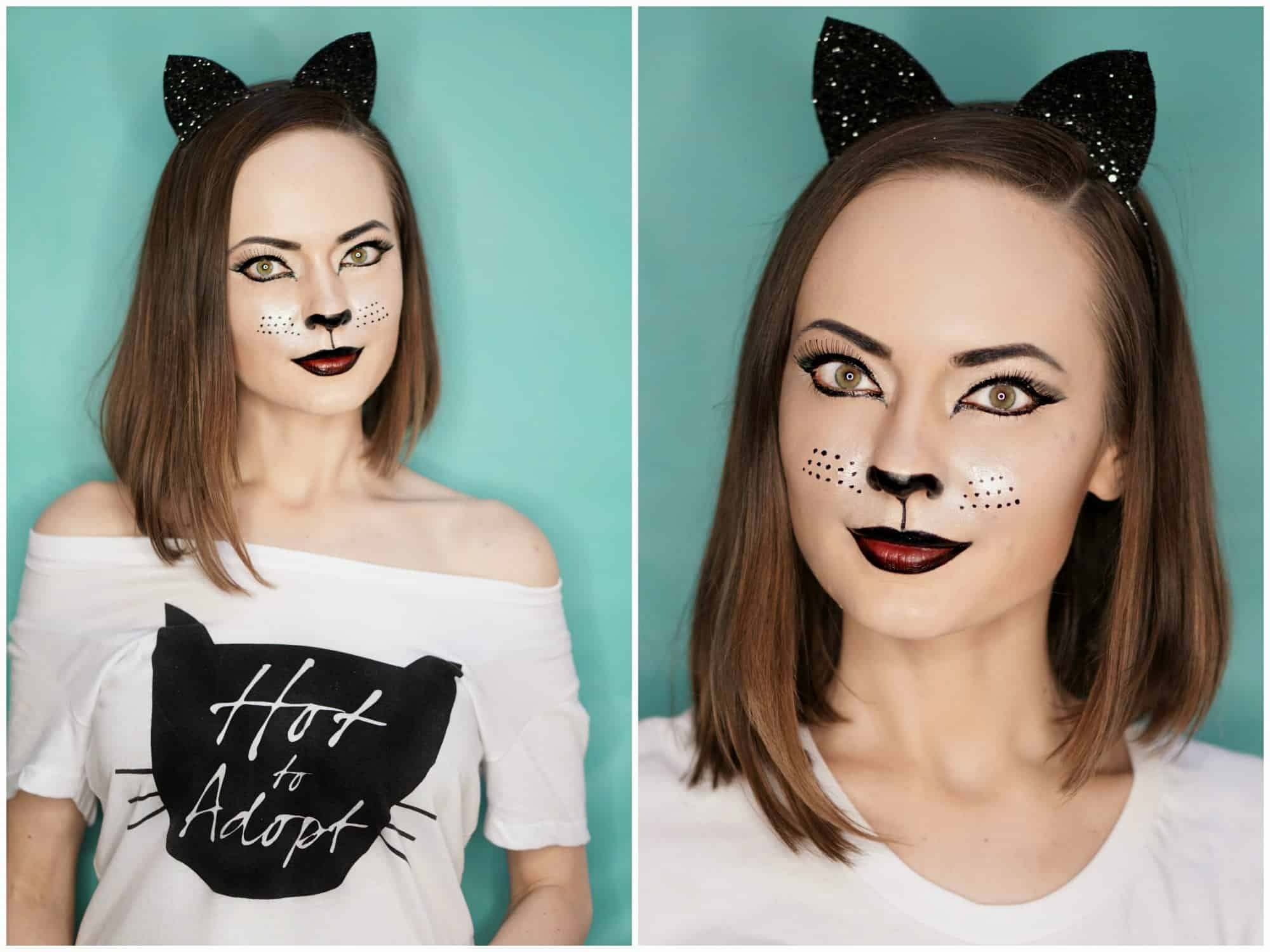 15 Halloween Makeup Tutorials For \