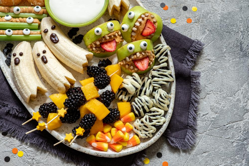 Halloween finger foods 50 awesome halloween appetizers to make