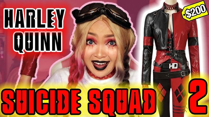 Harley quinn halloween costume ideas