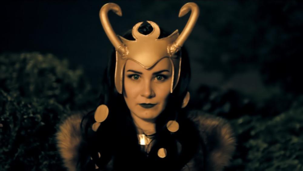 Lady loki costume ideas