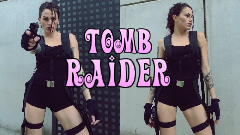 Lara croft halloween costume ideas