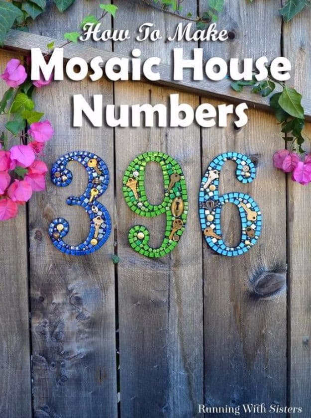 Mosaic and key numbers