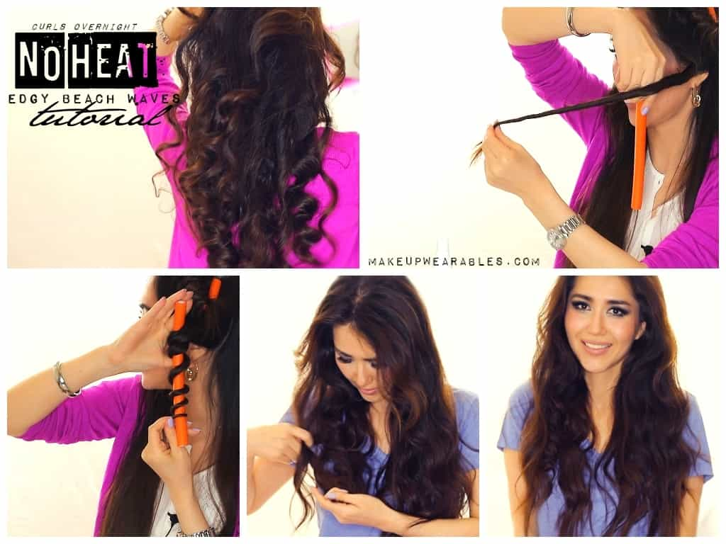 No heat beach waves tutorial