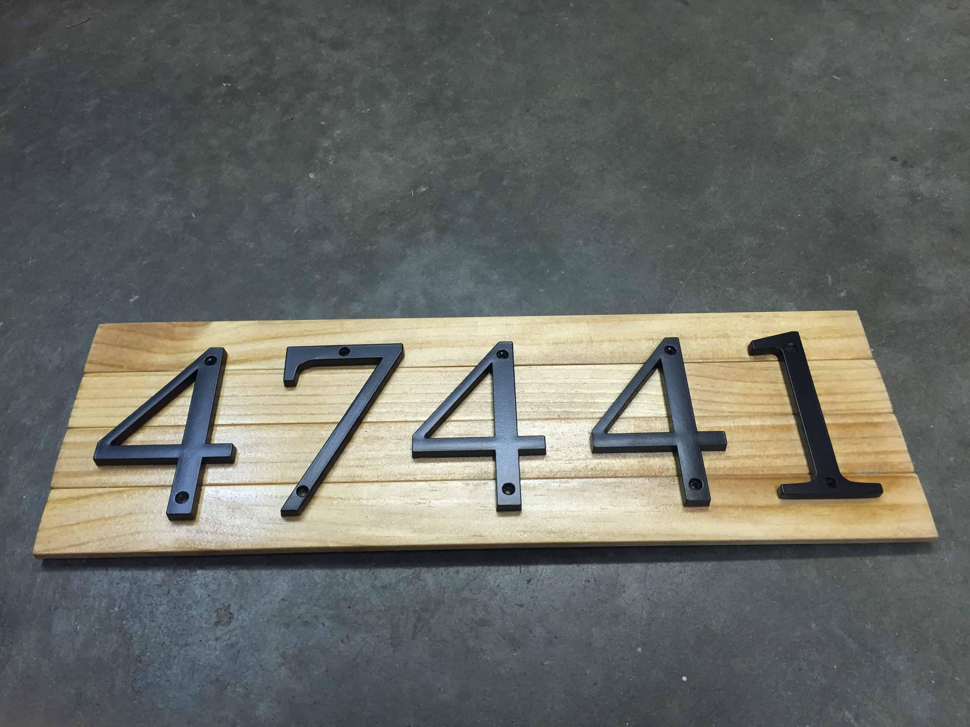 Shinign diy wooden plaque