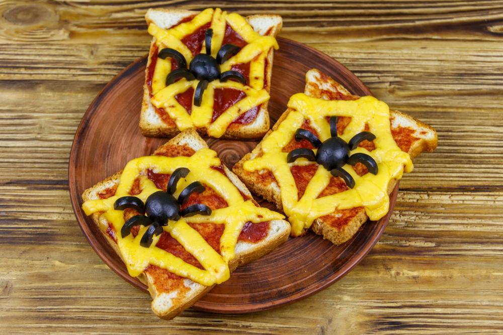 Spider sandwiches funny spider