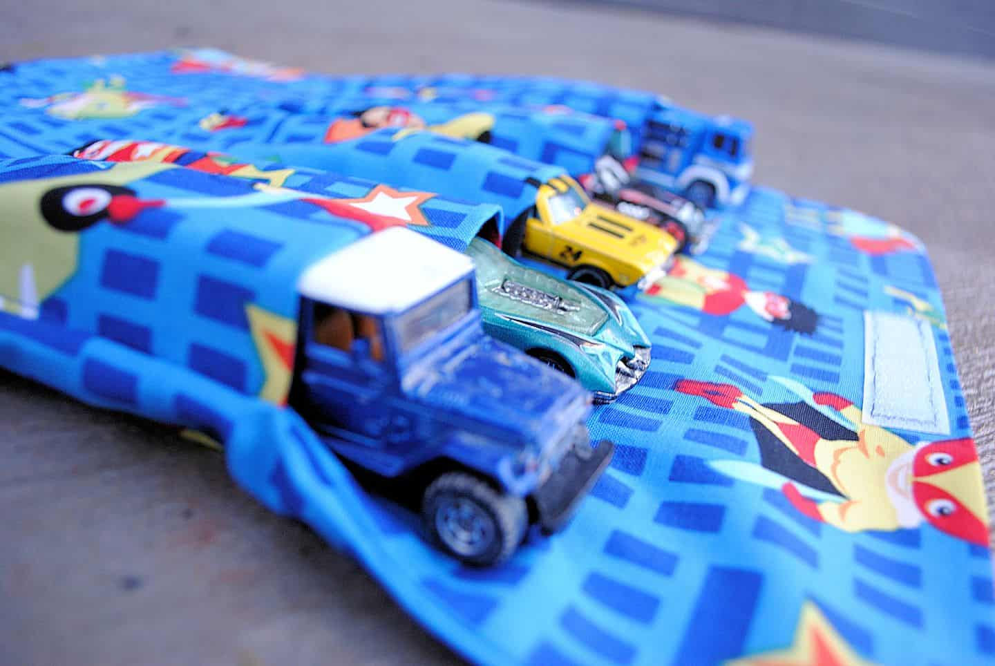Toy Car Rack : Awesome diy toy car projects