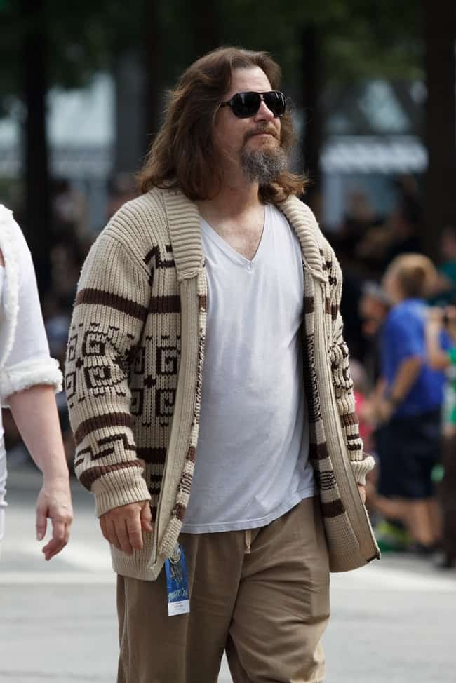 Big lebowski the dude costume