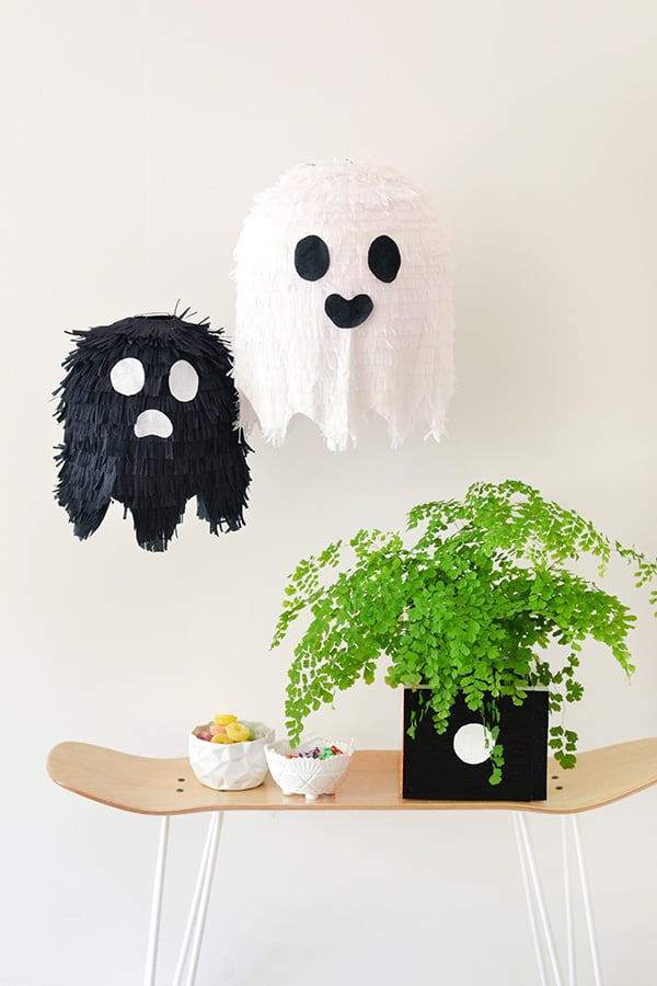 Diy ghost pinata