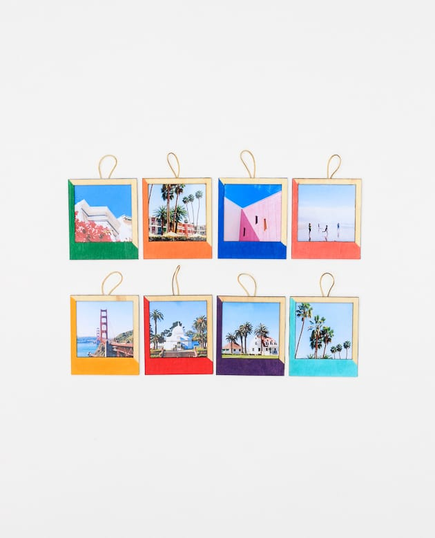 Diy instagram ornaments