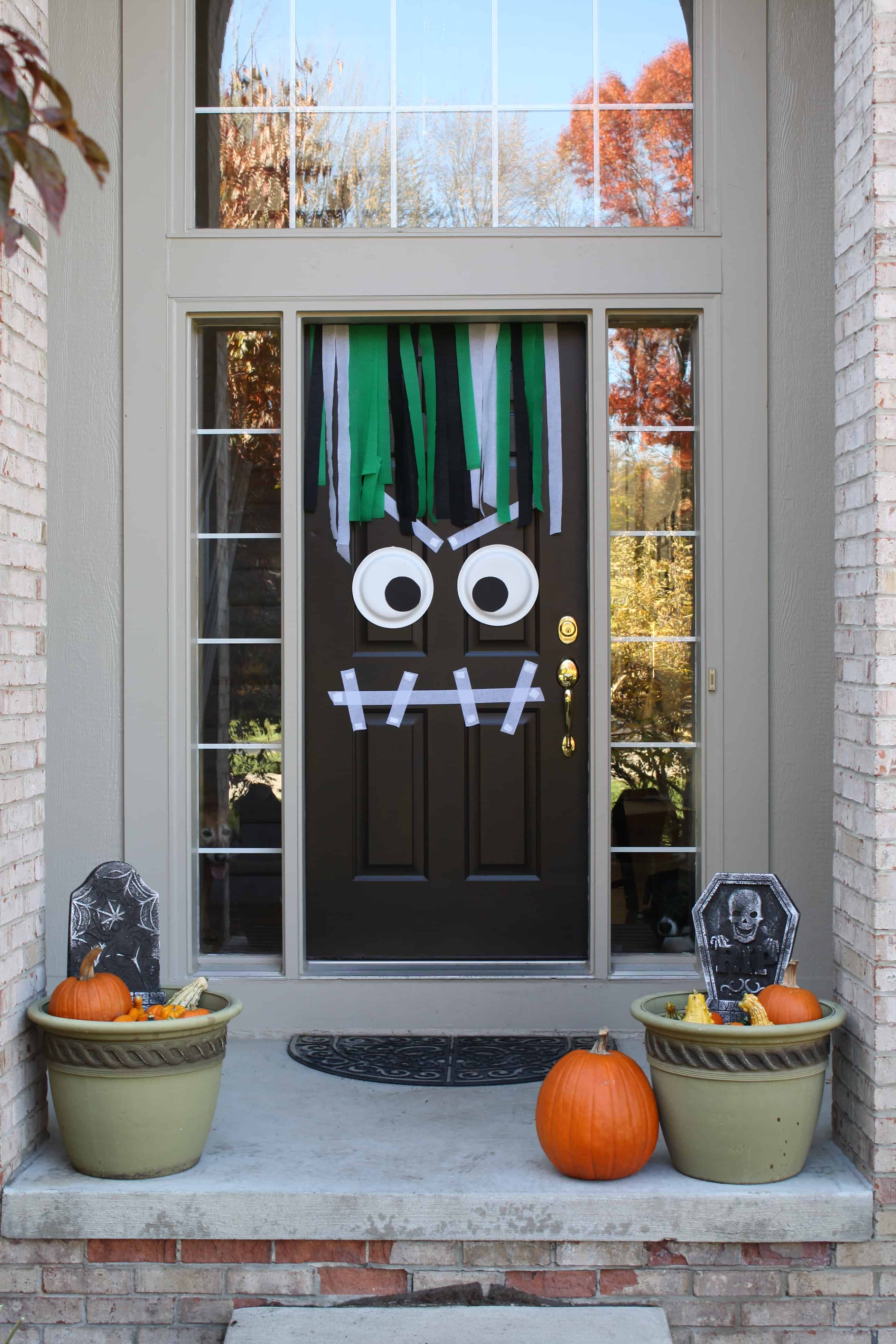 Diy monster door