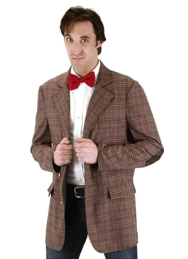 Dr who halloween costume