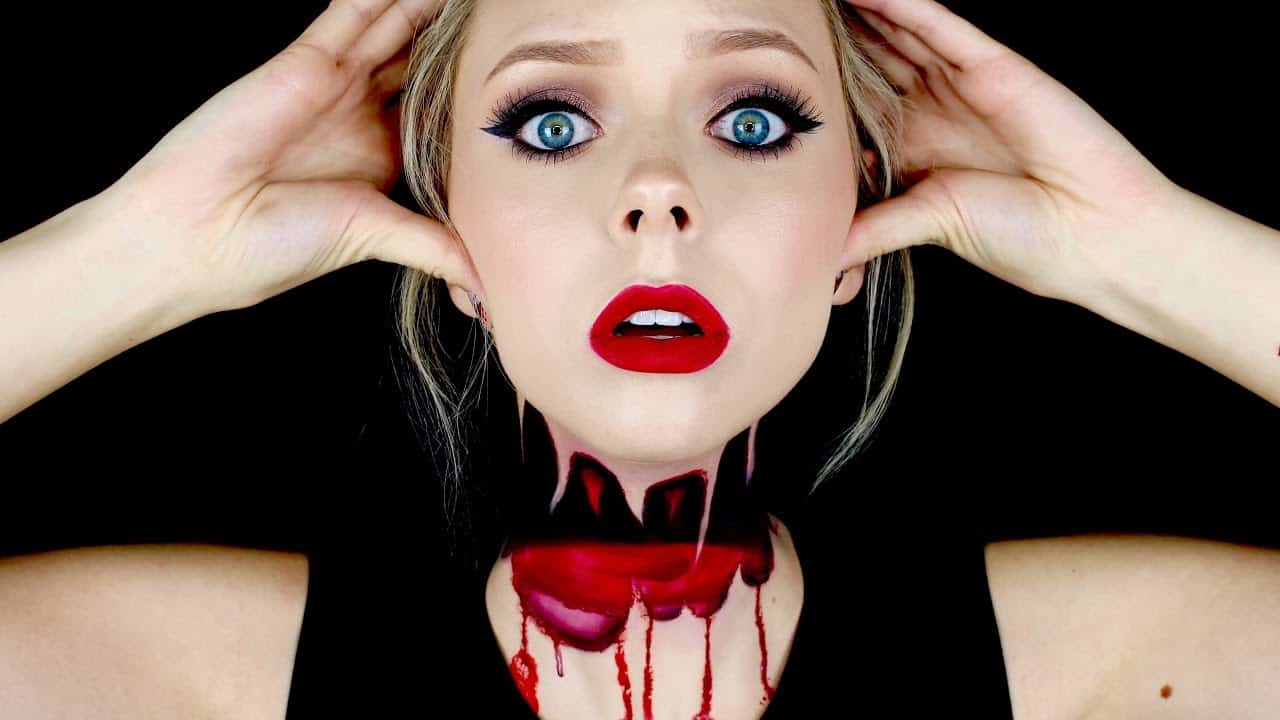 15 Halloween Makeup Tutorials For