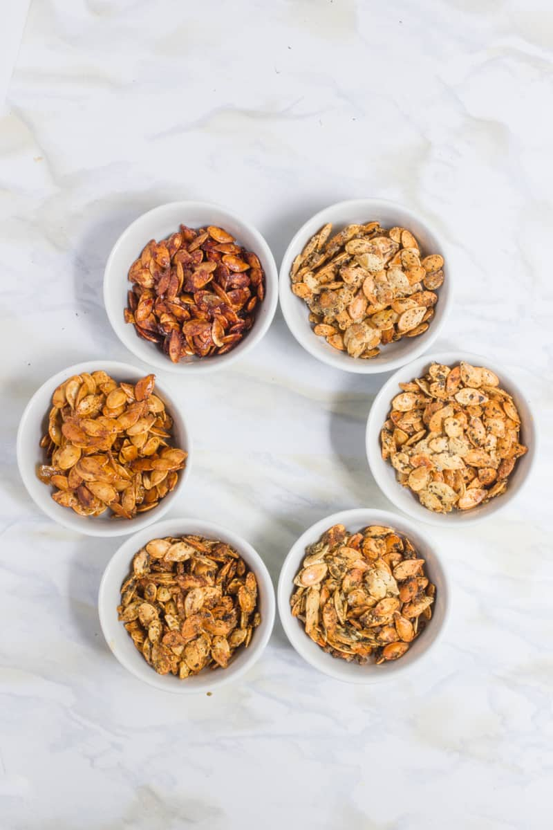 Pumpkin seed flavor recipes