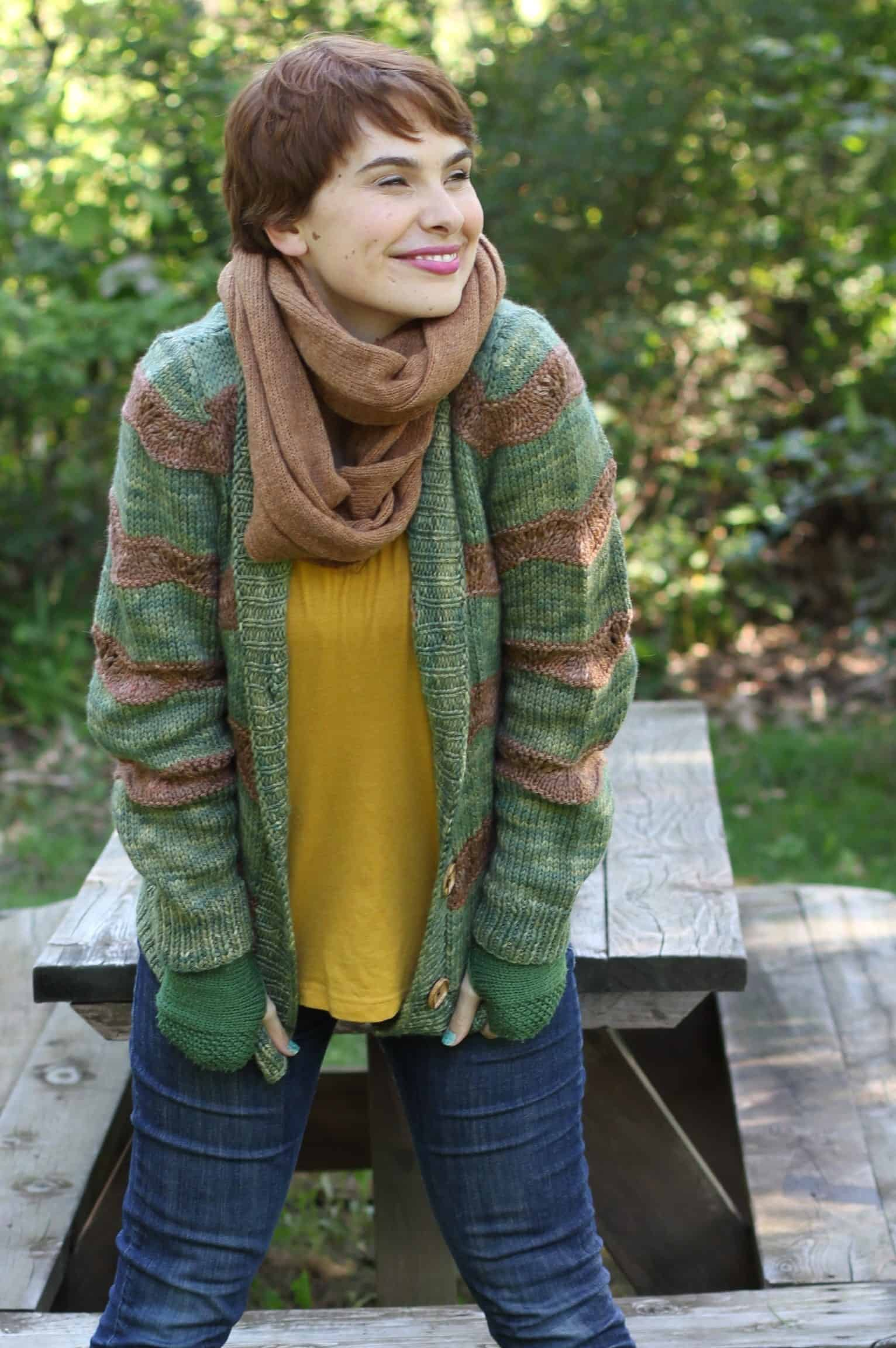 15 Knitted Cardigan Patterns That Are Perfect for Cold Season