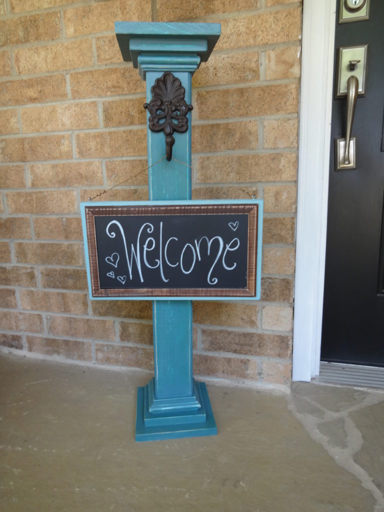 Cute Diy Welcome Signs For Your Home