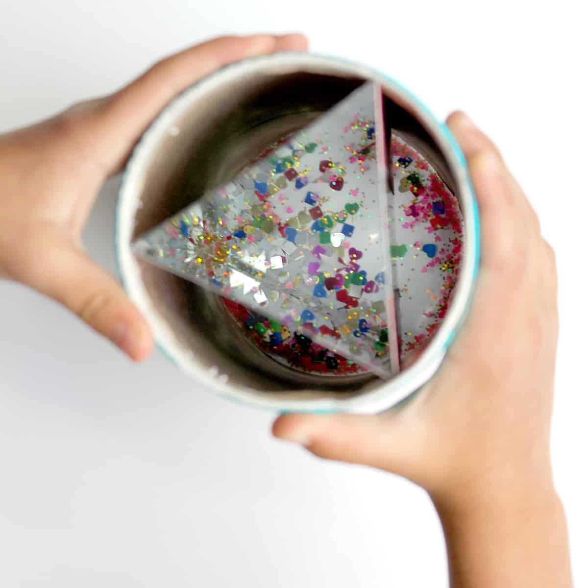 Jumbo sparkle kaleidoscope