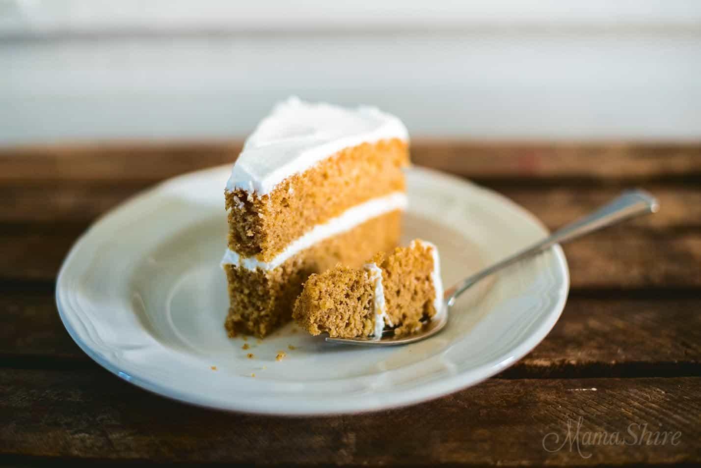 Spice cake gluten free