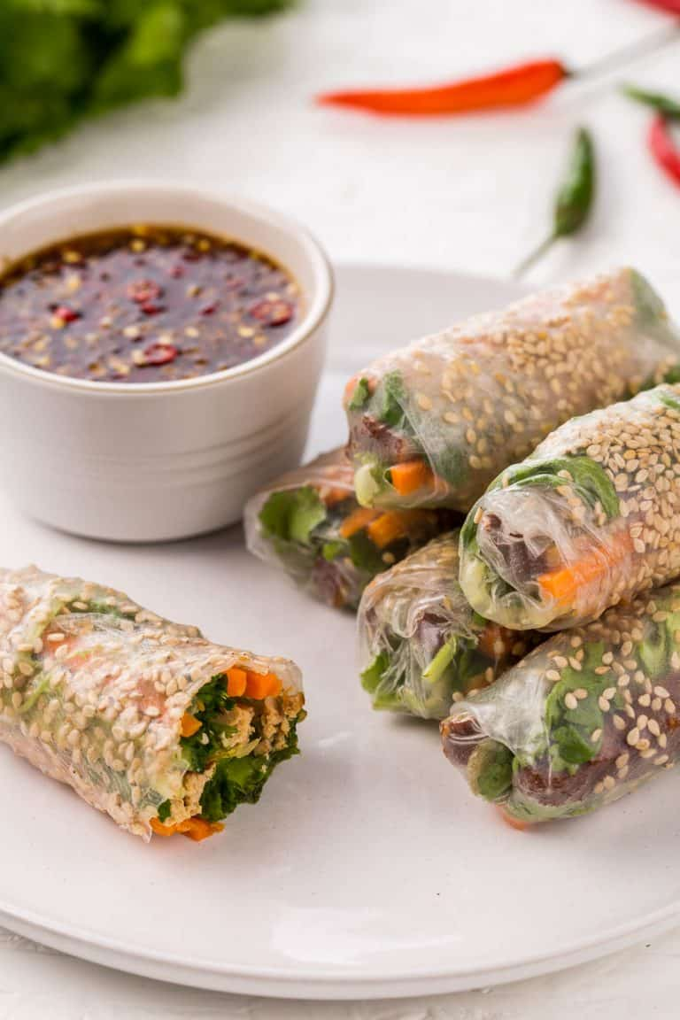 Srping roll recipes