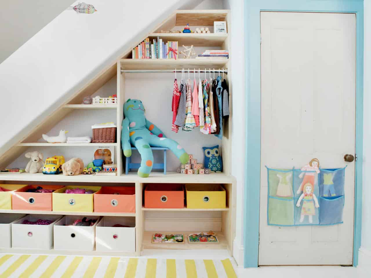 diy storage ideas for small apartments Narrow Space Storage Solutions