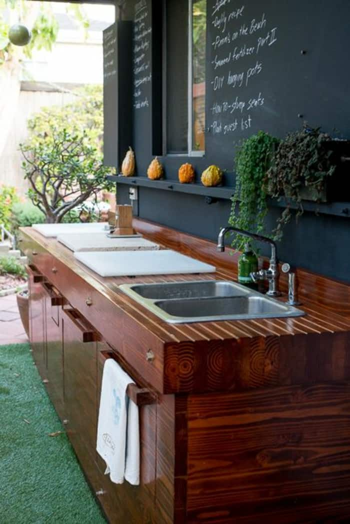 15 Outdoor Kitchen Designs That You Can Help Diy