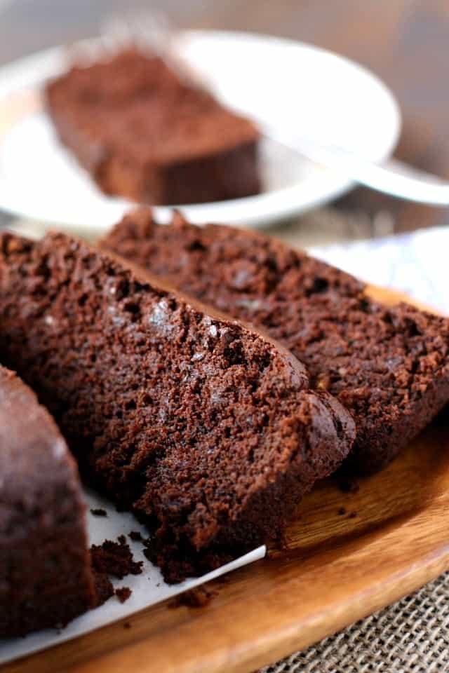 Chocolate banana loaf cake recipe
