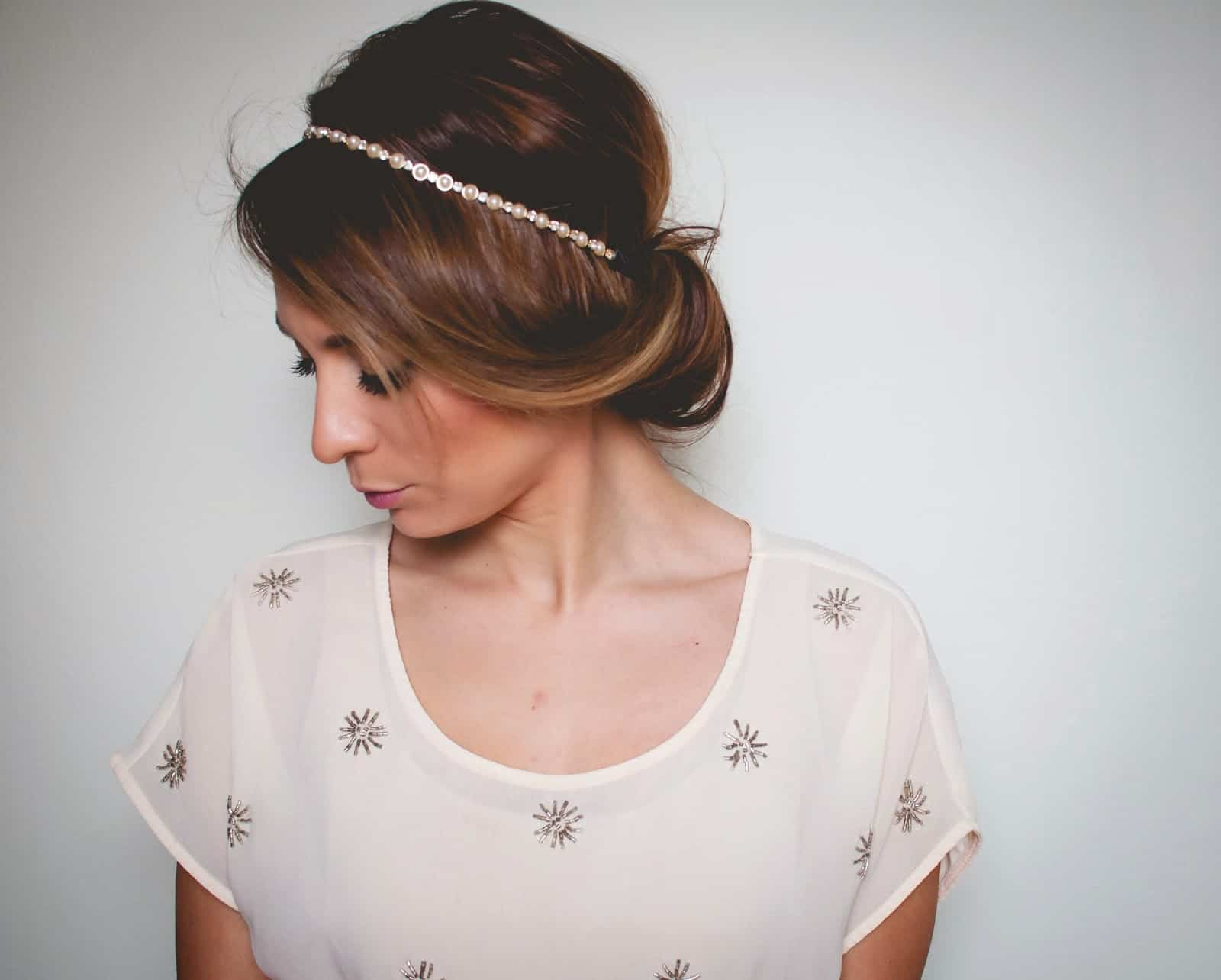 Princess hair wrap tutorial