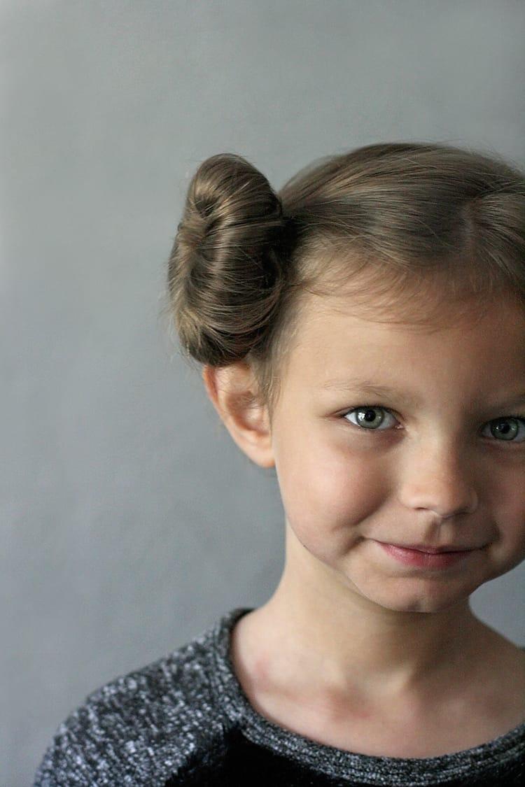 Princess lei hair tutorial