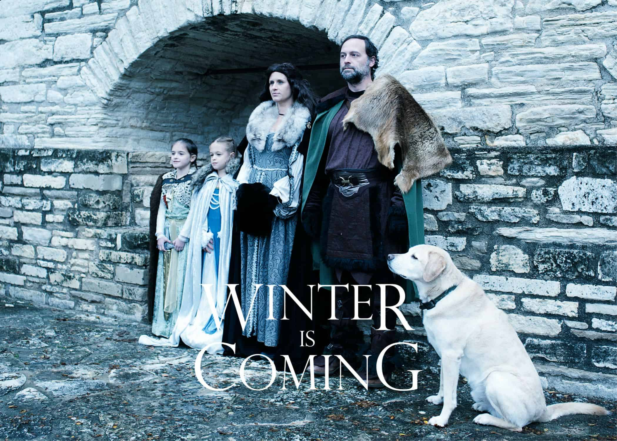 Winter is coming photo