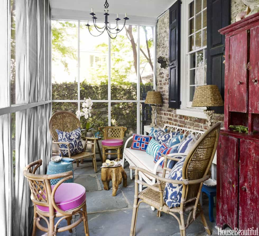 30 best porch decorating ideas summer porch design tips pertaining to dimensions 980 x 892