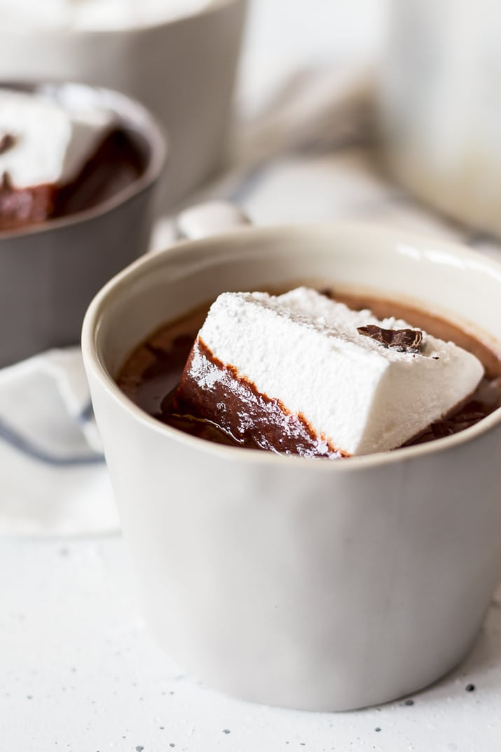 French hot chocolate recipe
