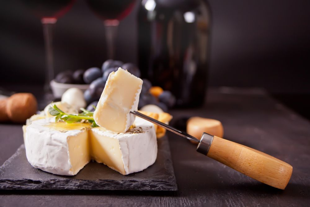How to freeze brie cheese