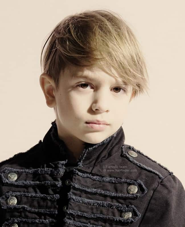 15 Little Boy Haircuts And Hairstyles That Are Anything But Boring