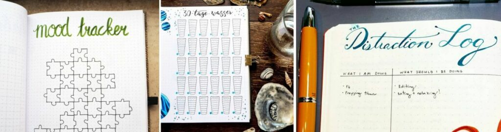 50 Bullet Journal Ideas To Try Out
