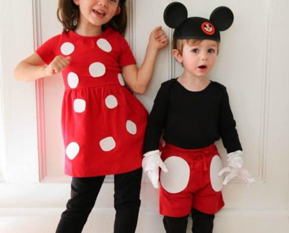 Creative Baby Costumes