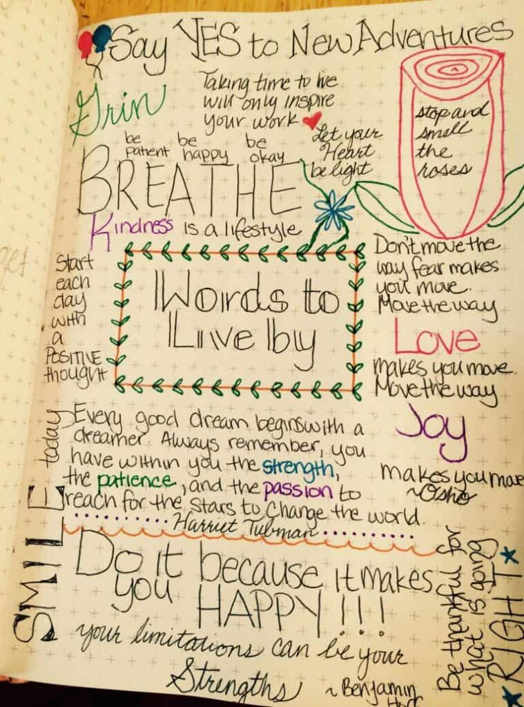 Quote page