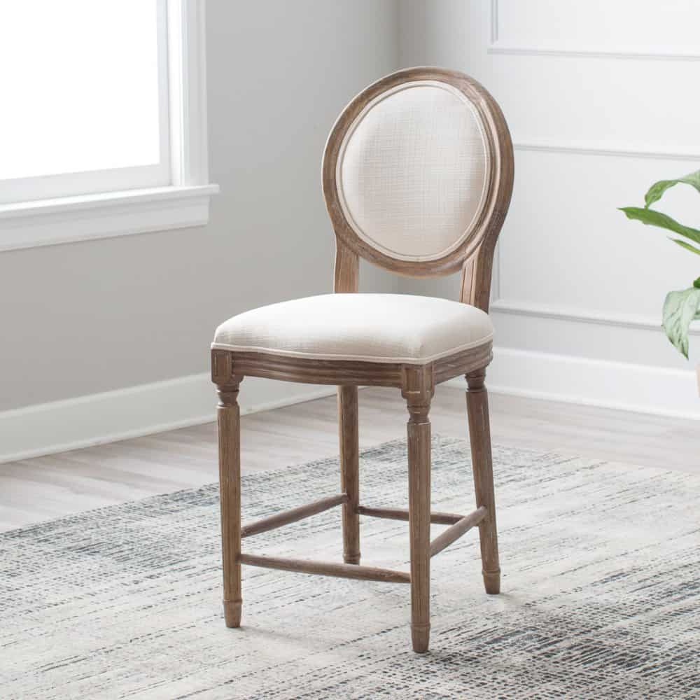 Belham living round back stool