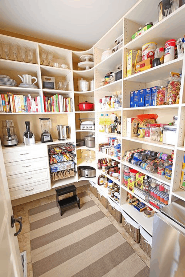 Extra Large Kitchen Pantry
