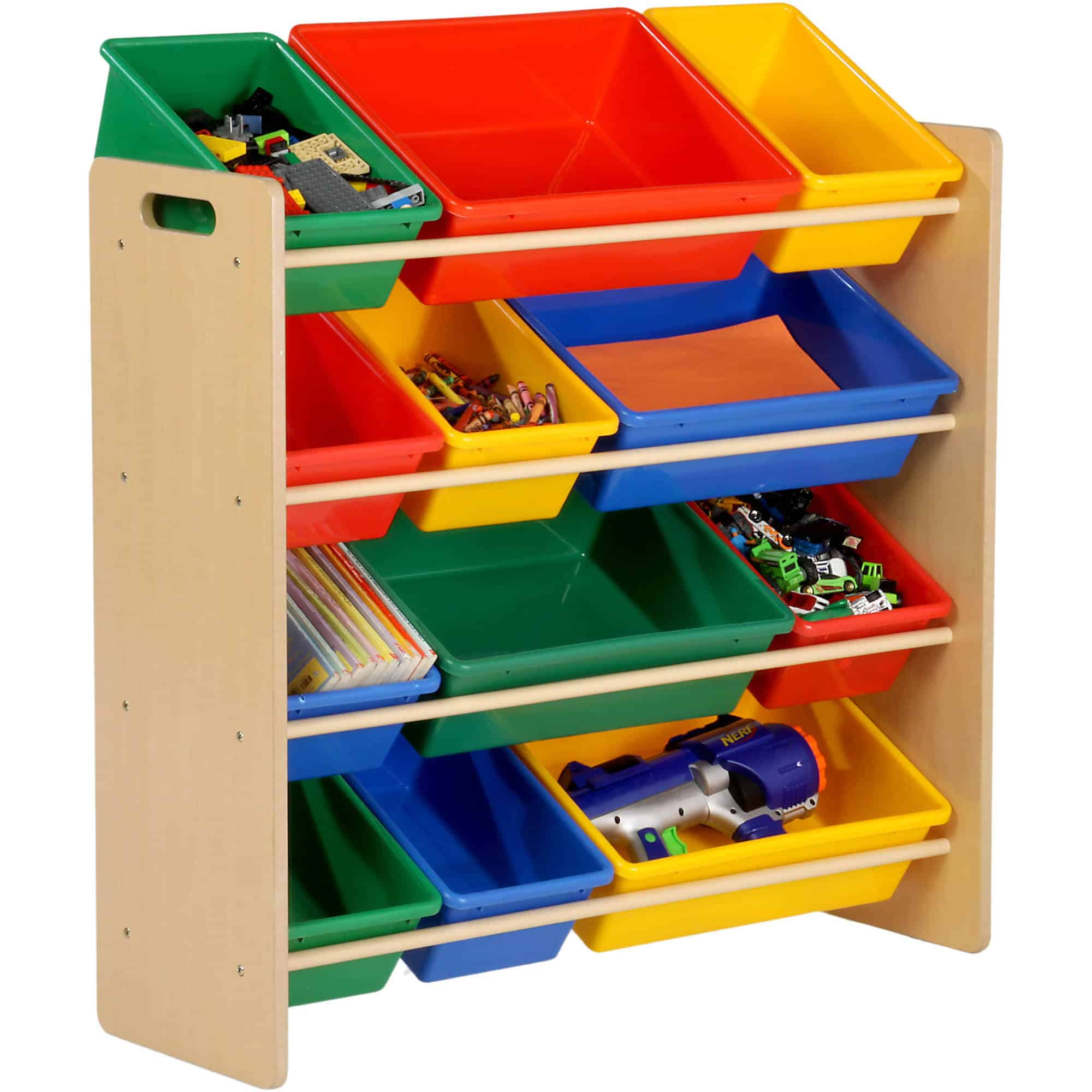 Honey can do kid's toy organizer