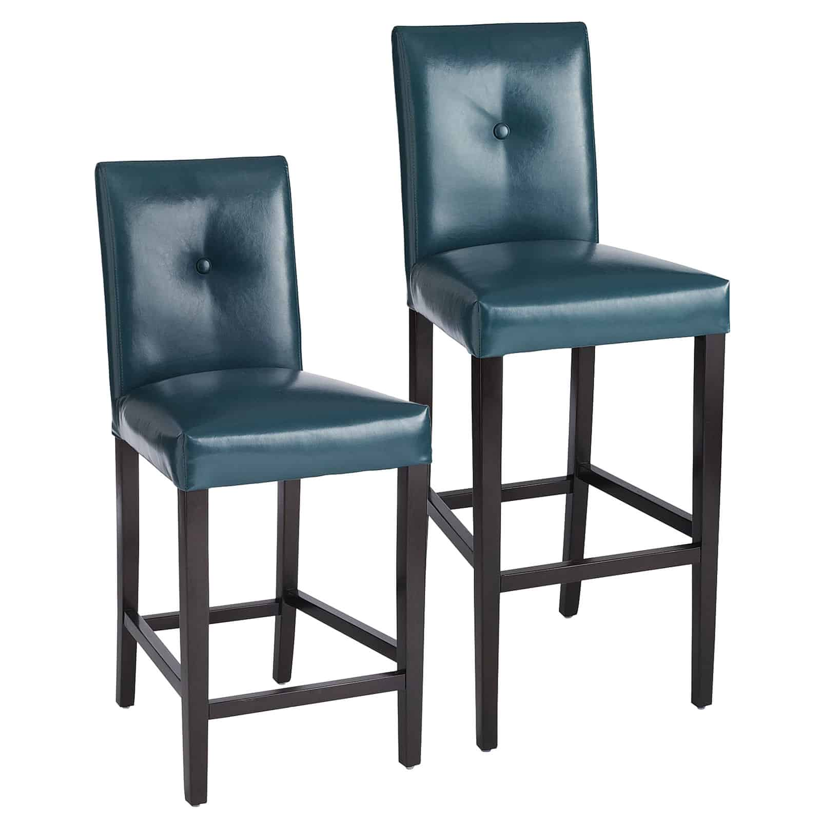 Mason teal bar stools from pier 1