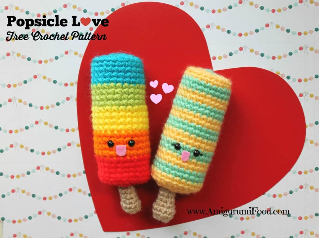 Admire These Adorable Fruits And Vegetables [Free Crochet Patterns ... | 768x1027