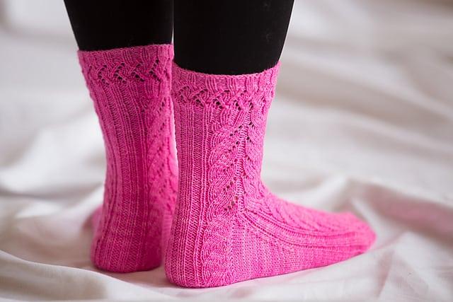 Mystery sock '09