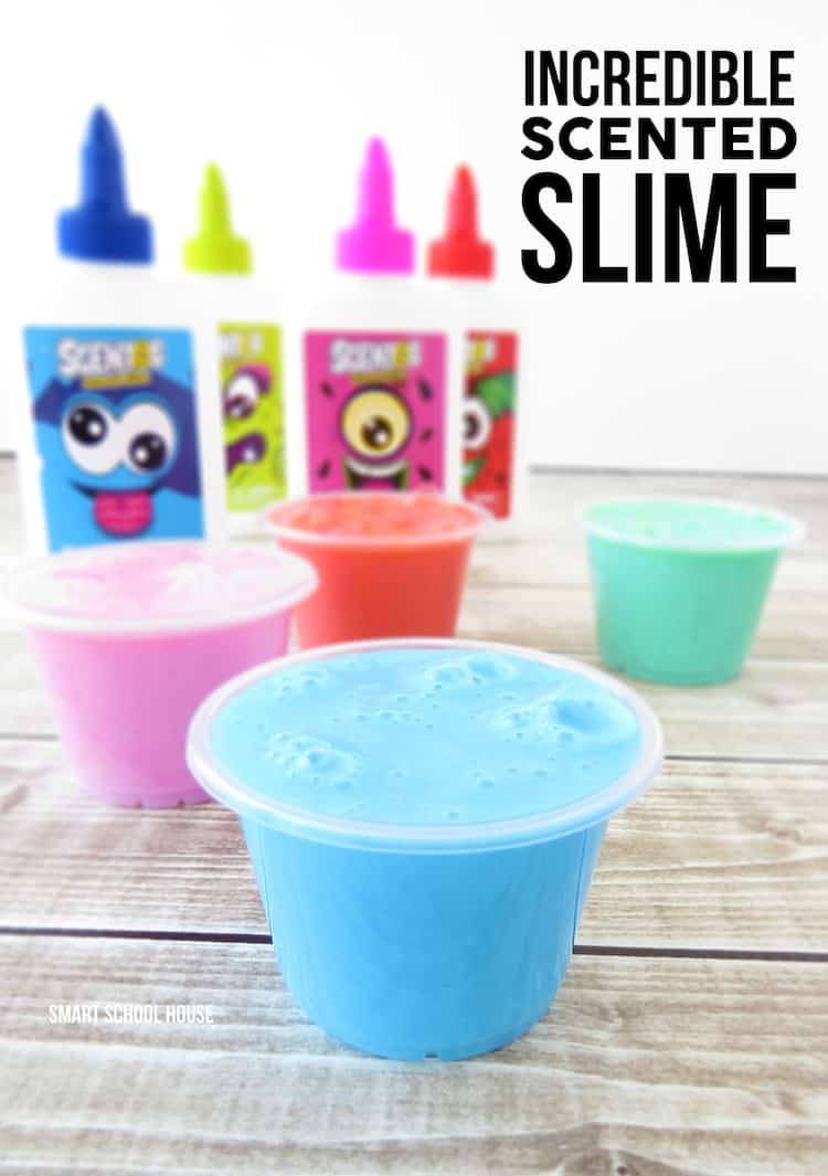 Scented slime
