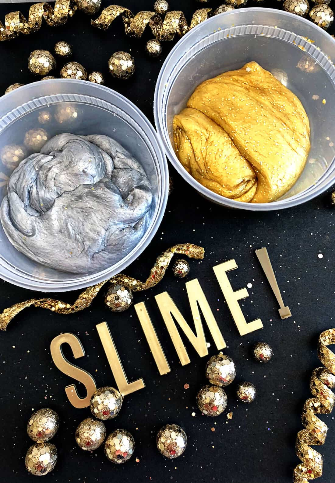 Party slime diy