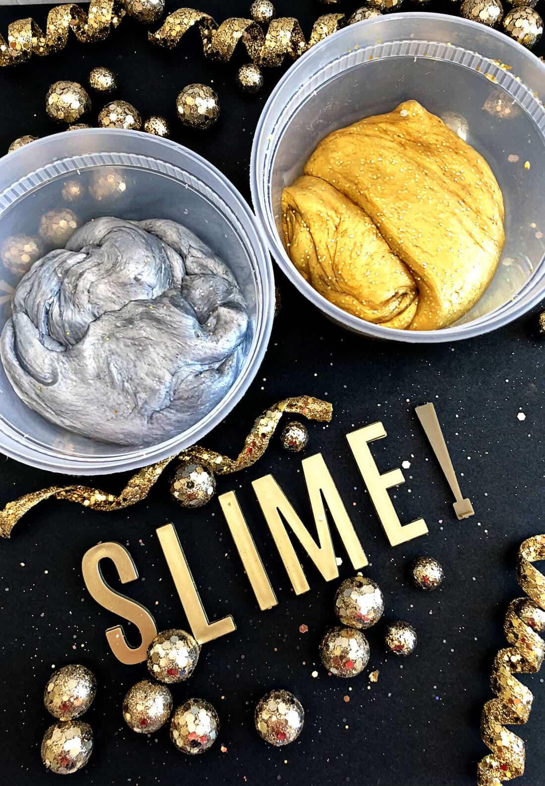 Party slime diy