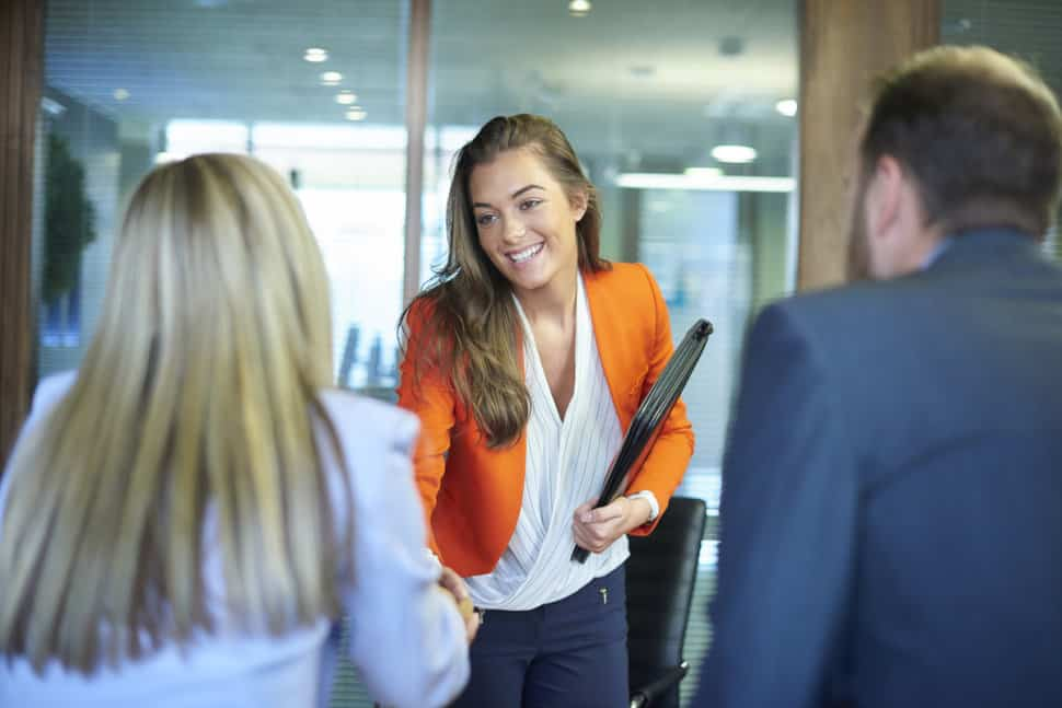 Encourage questions in the interview