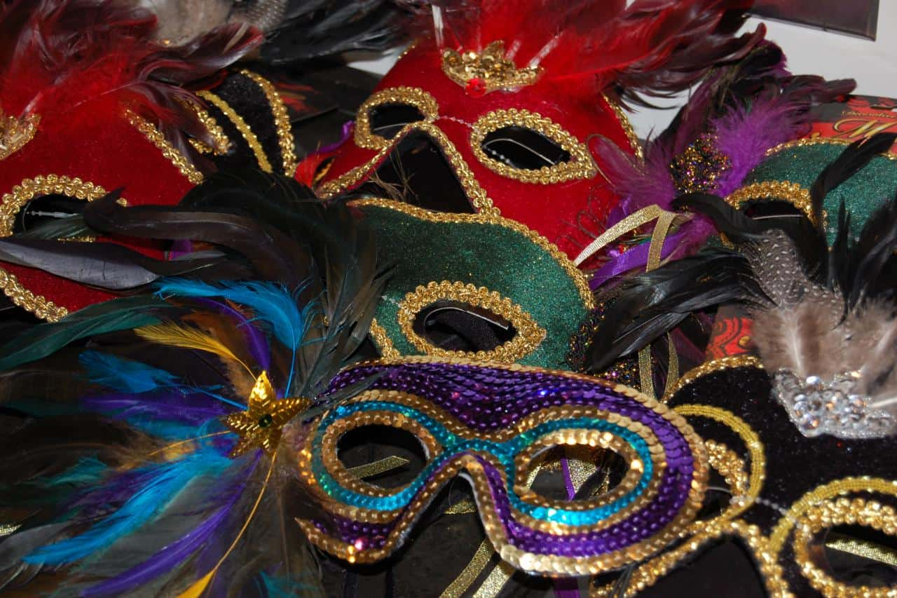Fun options for masquerade parties