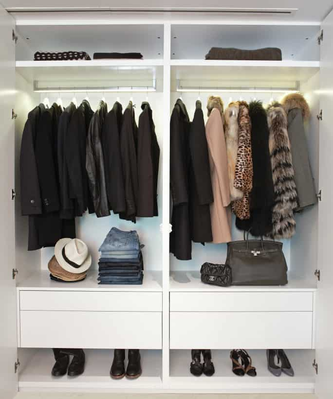 Great DIY Tips for Storing Winter Clothing When the Seasons Change