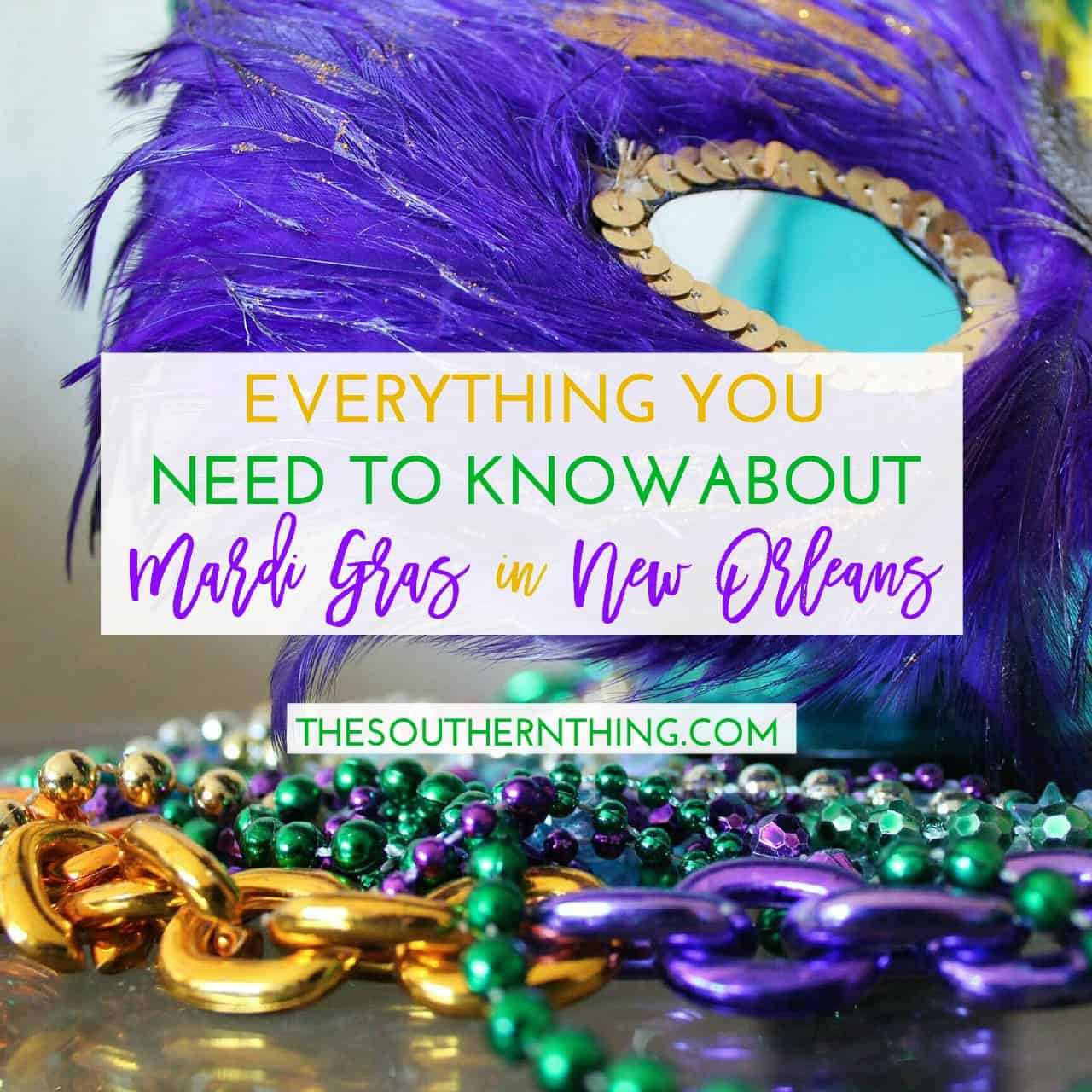 Smart Mardi Gras Planning In New Orleans