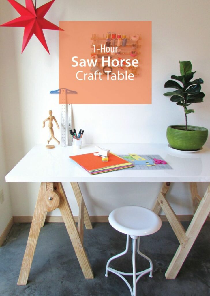 Craft Hack a Table