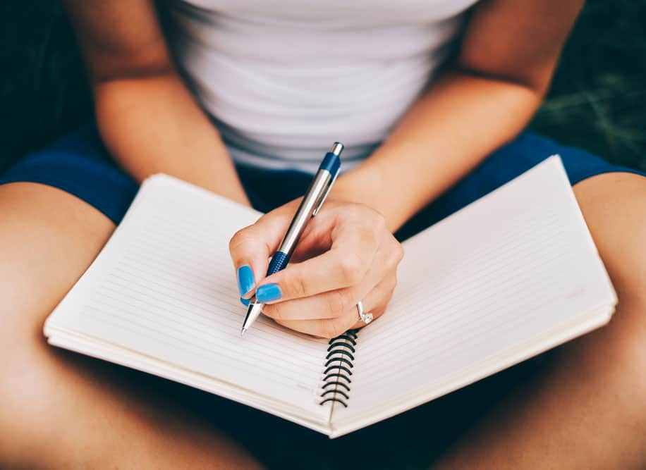 Journaling prompt ideas